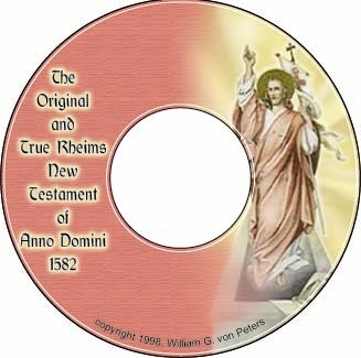 Order Page for the Real Douay Rheims Bible